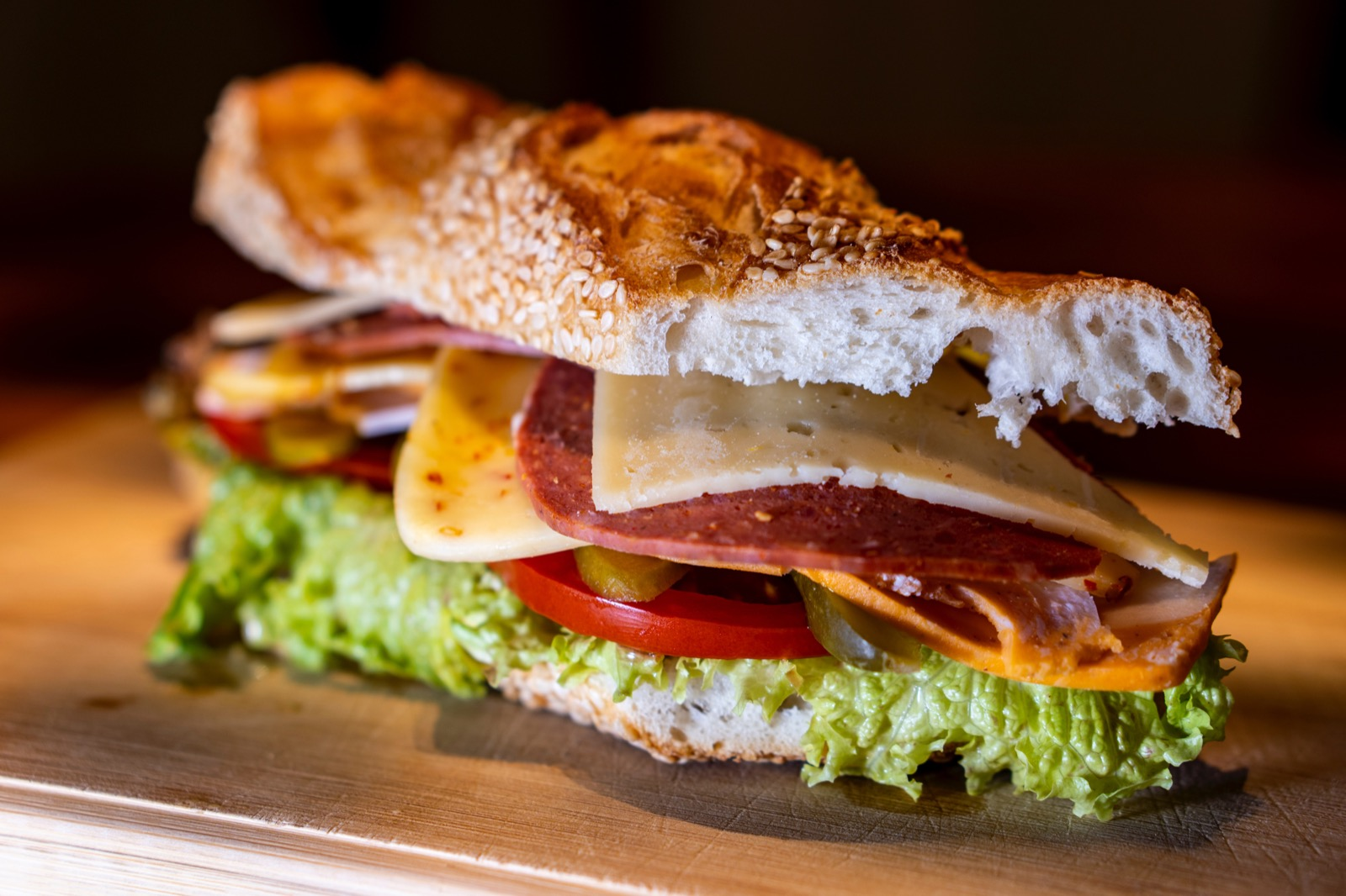 Sandwiches to Take Away - Order Online