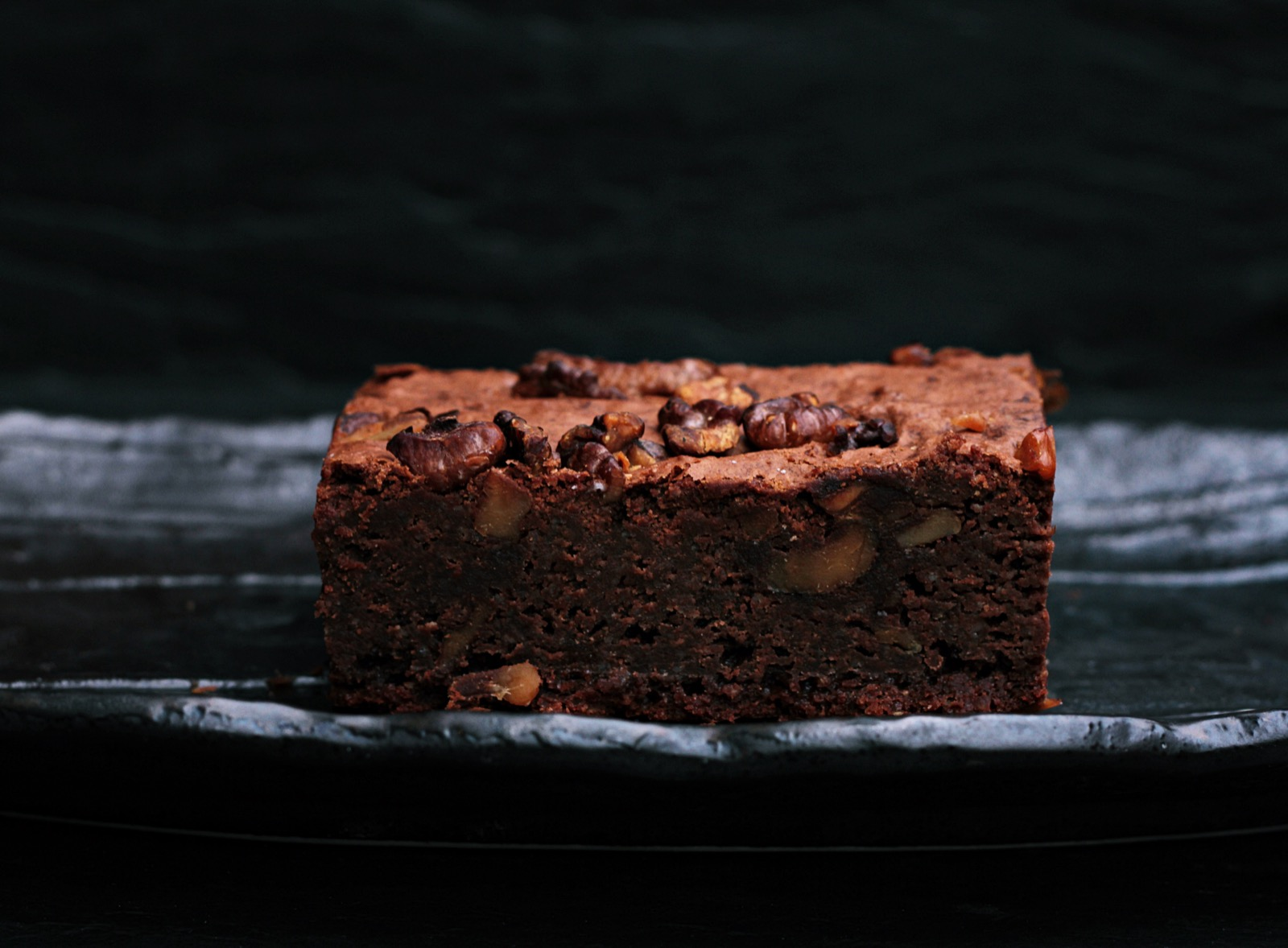 Chocolate brownies and other treats